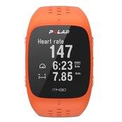 merilec srčnega utripa Polar M430 Orange