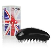 Tangle Teezer Salon Elite glavnik za lase (Panther Black Professional Detangling Hairbrush)