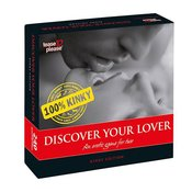 Igra Discover Your Lover 100% Kinky (EN)