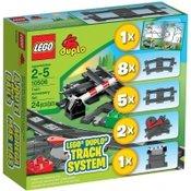 LEGO DUPLO kocke Komplet dodatkov za železnico (10506)