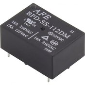b7f13eb4485 AFE Rele za tiskana vezja 24 V DC 16 A 1 zapiralni AFE BPD-