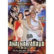 DVD: ANALNA ZABAVA V SRBIJI