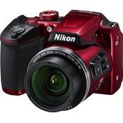 Nikon Coolpix B500 fotoaparat, crvena