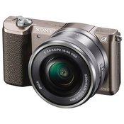 SONY fotoaparat ILCE-5100 LT + objektiv SEL1650