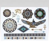 WAYFARER metalne tetovaže Egypt