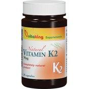 VITAKING Vitamin K2, 30 kapsul