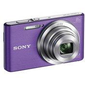 SONY fotoaparat DSC W830 ljubičasti