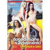 DVD: Dogodivščine v avtopralnici