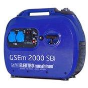ELEKTRO MASCHINEN bencinski agregat GSEm 2000 SBI- inverter