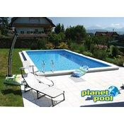 PLANET POOL bazen Easypool, 600 x 300 x 150 cm
