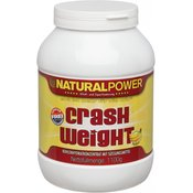 NATURAL POWER ogljikovi hidrati Crash Weight - čokolada, 5000g