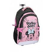 ruksak na kotačima Disney Minnie Polka Dots