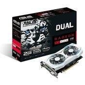 Asus AMD Radeon RX 460 2GB 128bit (DUAL-RX460-2G)