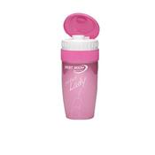 BEST BODY NUTRITION beljakovinski ženski roza Pro shaker 500 ml