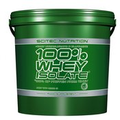 SCITEC NUTRITION proteini 100% Whey Isolate, 4kg