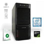 Osebni računalnik ANNI GAMER Extreme / i7-7700 / GTX 1050 / PF7