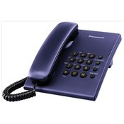 PANASONIC telefon KXTS500FXC PLAVI