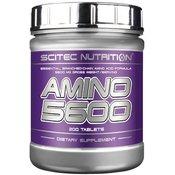 SCITEC NUTRITION aminokisline Amino 5600, 200 tablet