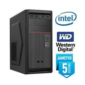 Računalo INSTAR Office Pro MT 7500, Intel Core i5 7500 up to 3.8GHz, 8GB DDR4, 240GB SSD, Intel HD Graphics 630, DVD-RW, 5 god jamstvo - AKCIJA
