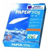 AVERY ZWECKFORM pisarniški papir A4, 90 g, 500 listov