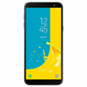 SAMSUNG mobilni telefon Galaxy J6 2018, 32GB DS, crni