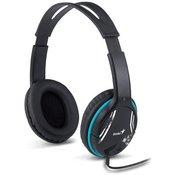GENIUS slušalice GHP-400A BLUE