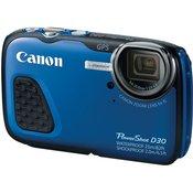 CANON digitalni fotoaparat D30, plavi