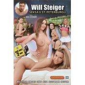 DVD: WILL STEIGER SEKSA V ST. PETERBURGU