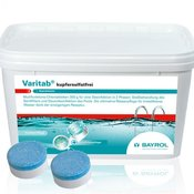 BAYROL dvokomponentna klorova tableta VARITAB