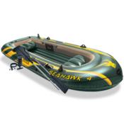 Intex Seahawk čamac na napuhavanje s 2 vesla i pumpom 68351NP