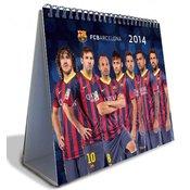 Barcelona stolni kalendar 2014