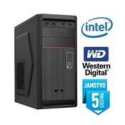 Računalo INSTAR Office MT, Intel Core i3 7100 3.9GHz, 8GB DDR4, 240GB SSD, Intel HD Graphics 630, DVD-RW, 5 god jamstvo - BEST BUY
