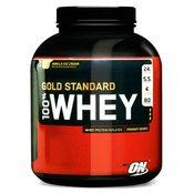 OPTIMUM NUTRITION proteini 100% Whey Protein Gold Standard, 2,273kg