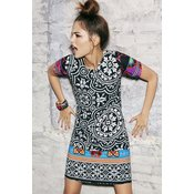 DESIGUAL ženska obleka 61V28A0