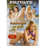 DVD: ANALNE IGRE NA PLAŽI
