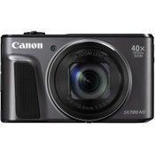 CANON kompaktni fotoaparat POWERSHOT SX720 HS, črn