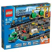 LEGO CITY Teretni vlak 60052