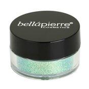 BellaPierré Cosmetic Glitter bleščice za telo in obraz odtenek Greenastic 3 75 g