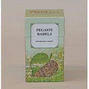 FLORA Zeliščni čaj PEGASTI BADELJ 150 g