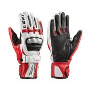 Leki WC Racing GS S, usnjene rokavice