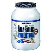 WEIDER dodatek za pridobivanje mišične mase Anabolic Evolution (1500g), več okusov