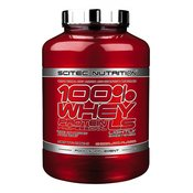 SCITEC NUTRITION proteini 100% Whey Protein Professional Lightly Sweetened, 2,3kg