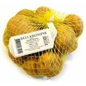 Krompir beli organski 1kg