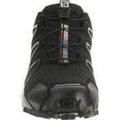 moški copati za tek po brezpotjih Salomon Speedcross 4 - črni