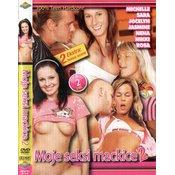 DVD: Moje seksi mačkice 2