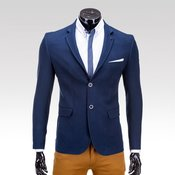 Ombre Clothing muški sako Filippo crna