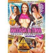 DVD: Nataša in Tina Hrvaške seks bombe + porivaj me nežno
