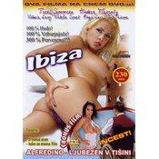 DVD: IBIZA + ALFREDINO - LJUBEZEN V TIŠINI