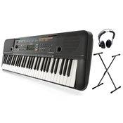 YAMAHA klaviatura z dodatki PSR-E253 SET