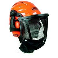 Zaščita glave / oči / obraza